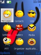 Темы для Nokia 6700